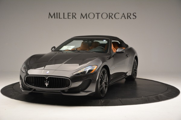 Used 2015 Maserati GranTurismo Sport Convertible for sale Sold at Bugatti of Greenwich in Greenwich CT 06830 14