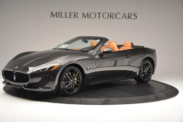Used 2015 Maserati GranTurismo Sport Convertible for sale Sold at Bugatti of Greenwich in Greenwich CT 06830 2