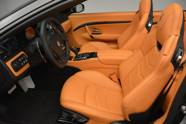Used 2015 Maserati GranTurismo Sport Convertible for sale Sold at Bugatti of Greenwich in Greenwich CT 06830 20