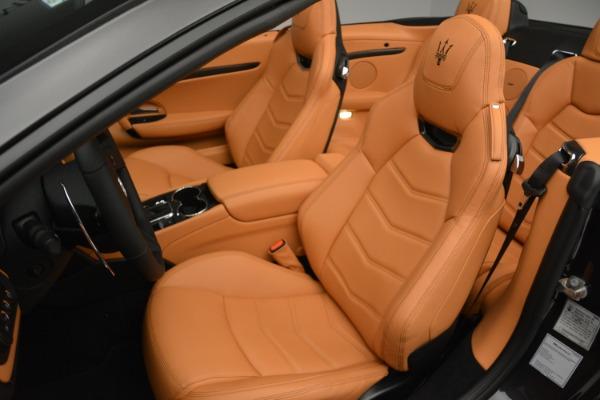 Used 2015 Maserati GranTurismo Sport Convertible for sale Sold at Bugatti of Greenwich in Greenwich CT 06830 21