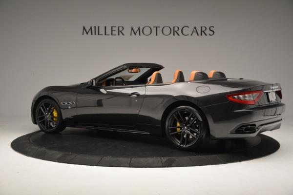Used 2015 Maserati GranTurismo Sport Convertible for sale Sold at Bugatti of Greenwich in Greenwich CT 06830 5