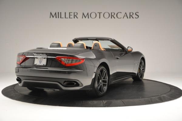 Used 2015 Maserati GranTurismo Sport Convertible for sale Sold at Bugatti of Greenwich in Greenwich CT 06830 8