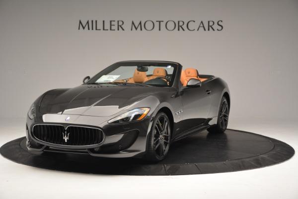 Used 2015 Maserati GranTurismo Sport Convertible for sale Sold at Bugatti of Greenwich in Greenwich CT 06830 1