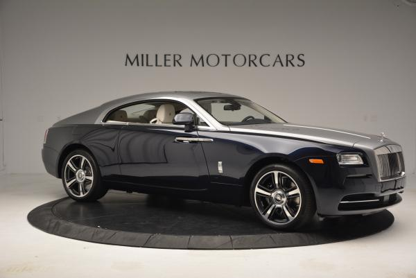 New 2016 Rolls-Royce Wraith for sale Sold at Bugatti of Greenwich in Greenwich CT 06830 10