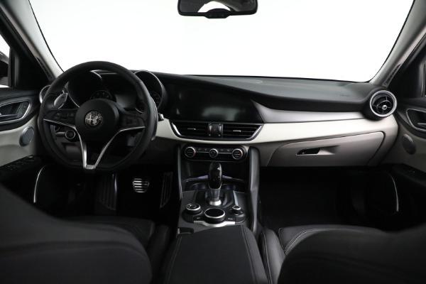 Used 2018 Alfa Romeo Giulia Ti Sport Q4 for sale $34,900 at Bugatti of Greenwich in Greenwich CT 06830 22