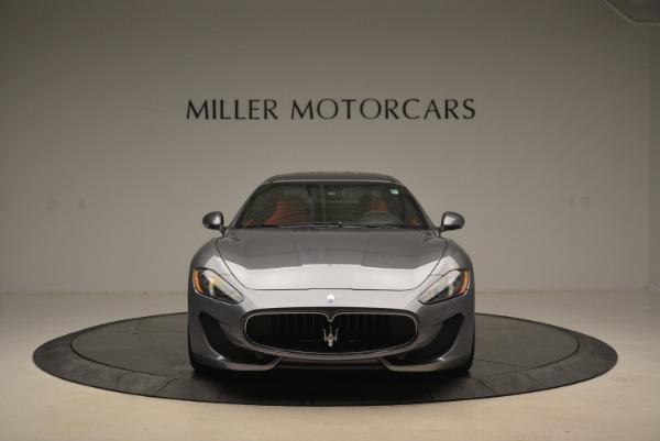 Used 2014 Maserati GranTurismo Sport for sale Sold at Bugatti of Greenwich in Greenwich CT 06830 10