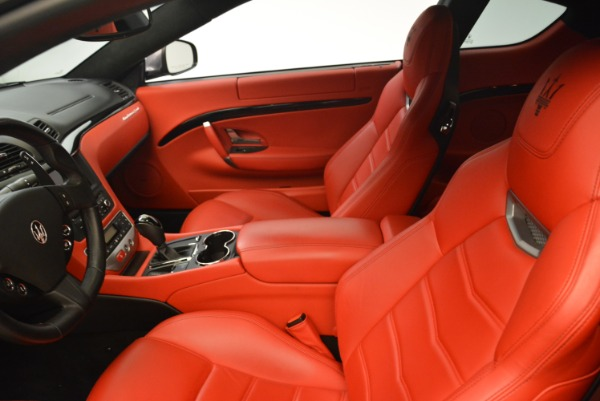 Used 2014 Maserati GranTurismo Sport for sale Sold at Bugatti of Greenwich in Greenwich CT 06830 12