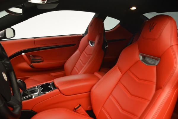Used 2014 Maserati GranTurismo Sport for sale Sold at Bugatti of Greenwich in Greenwich CT 06830 13