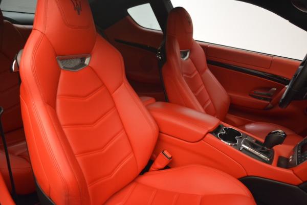 Used 2014 Maserati GranTurismo Sport for sale Sold at Bugatti of Greenwich in Greenwich CT 06830 19