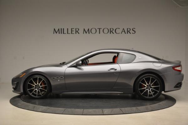 Used 2014 Maserati GranTurismo Sport for sale Sold at Bugatti of Greenwich in Greenwich CT 06830 2
