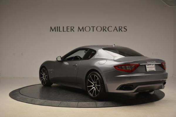 Used 2014 Maserati GranTurismo Sport for sale Sold at Bugatti of Greenwich in Greenwich CT 06830 3