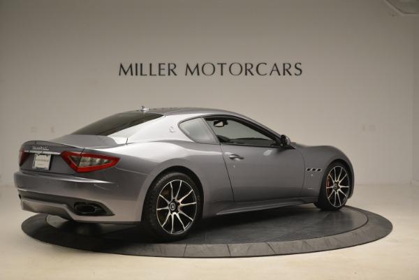 Used 2014 Maserati GranTurismo Sport for sale Sold at Bugatti of Greenwich in Greenwich CT 06830 6