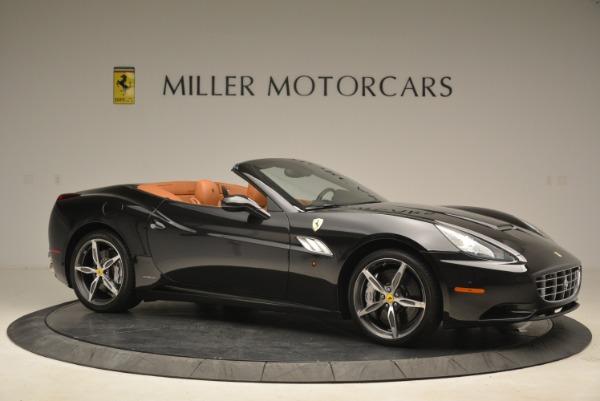 Used 2014 Ferrari California 30 for sale Sold at Bugatti of Greenwich in Greenwich CT 06830 10