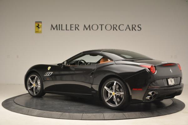 Used 2014 Ferrari California 30 for sale Sold at Bugatti of Greenwich in Greenwich CT 06830 16