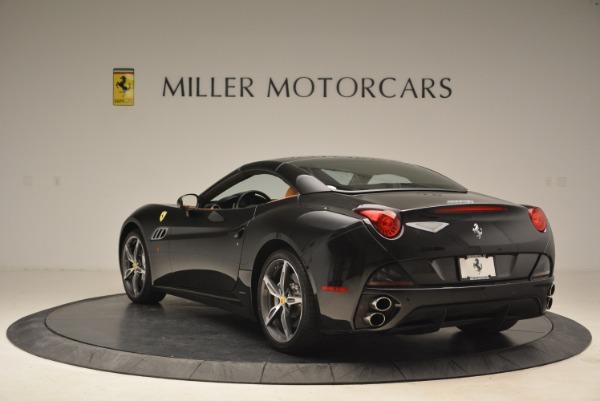 Used 2014 Ferrari California 30 for sale Sold at Bugatti of Greenwich in Greenwich CT 06830 17
