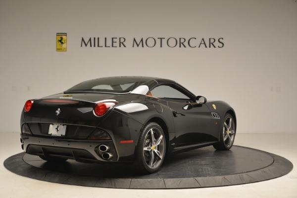 Used 2014 Ferrari California 30 for sale Sold at Bugatti of Greenwich in Greenwich CT 06830 19