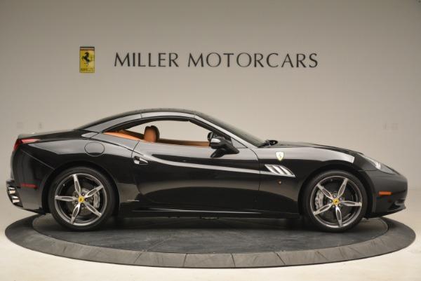 Used 2014 Ferrari California 30 for sale Sold at Bugatti of Greenwich in Greenwich CT 06830 21