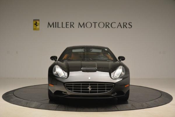 Used 2014 Ferrari California 30 for sale Sold at Bugatti of Greenwich in Greenwich CT 06830 24