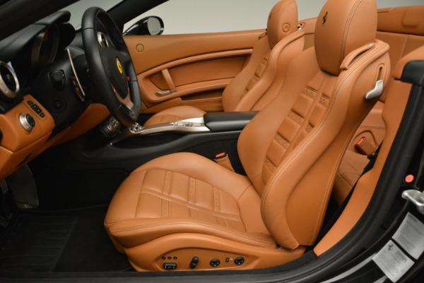 Used 2014 Ferrari California 30 for sale Sold at Bugatti of Greenwich in Greenwich CT 06830 26