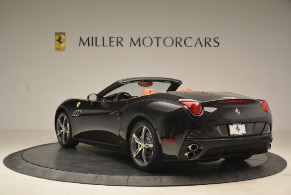 Used 2014 Ferrari California 30 for sale Sold at Bugatti of Greenwich in Greenwich CT 06830 5