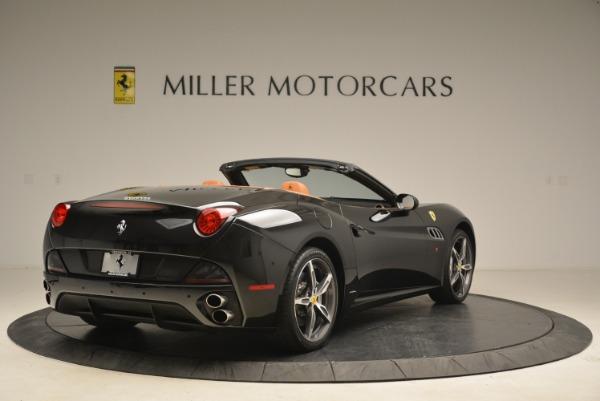 Used 2014 Ferrari California 30 for sale Sold at Bugatti of Greenwich in Greenwich CT 06830 7