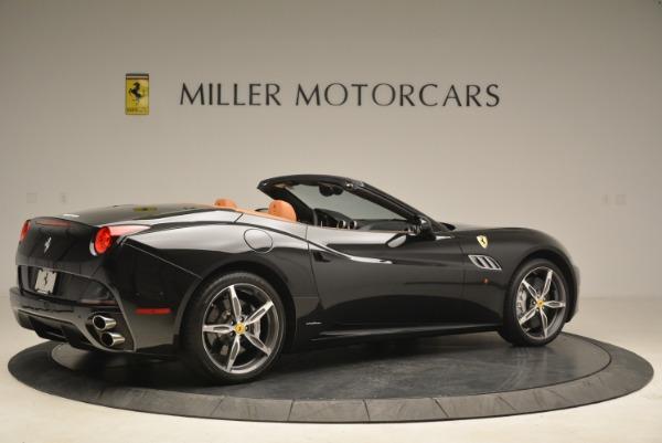 Used 2014 Ferrari California 30 for sale Sold at Bugatti of Greenwich in Greenwich CT 06830 8