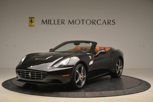 Used 2014 Ferrari California 30 for sale Sold at Bugatti of Greenwich in Greenwich CT 06830 1