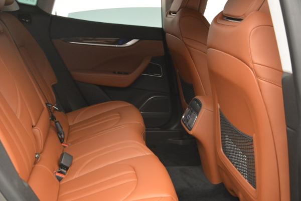 New 2018 Maserati Levante Q4 GranSport for sale Sold at Bugatti of Greenwich in Greenwich CT 06830 26