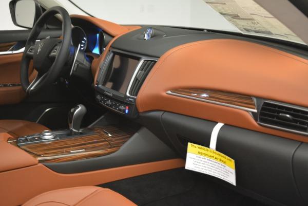 New 2018 Maserati Levante Q4 GranSport for sale Sold at Bugatti of Greenwich in Greenwich CT 06830 28