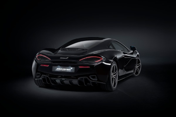 New 2018 MCLAREN 570GT MSO COLLECTION - LIMITED EDITION for sale Sold at Bugatti of Greenwich in Greenwich CT 06830 2