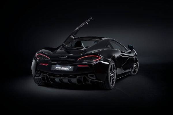 New 2018 MCLAREN 570GT MSO COLLECTION - LIMITED EDITION for sale Sold at Bugatti of Greenwich in Greenwich CT 06830 3