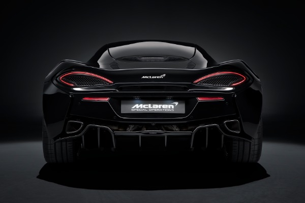 New 2018 MCLAREN 570GT MSO COLLECTION - LIMITED EDITION for sale Sold at Bugatti of Greenwich in Greenwich CT 06830 4
