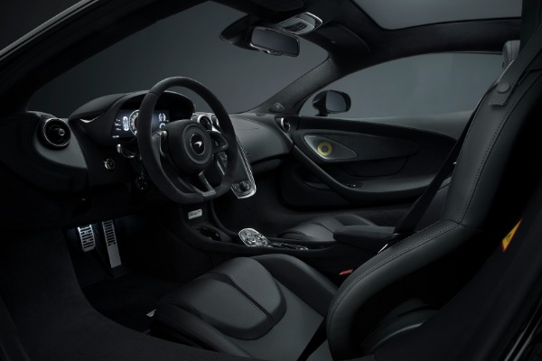 New 2018 MCLAREN 570GT MSO COLLECTION - LIMITED EDITION for sale Sold at Bugatti of Greenwich in Greenwich CT 06830 7