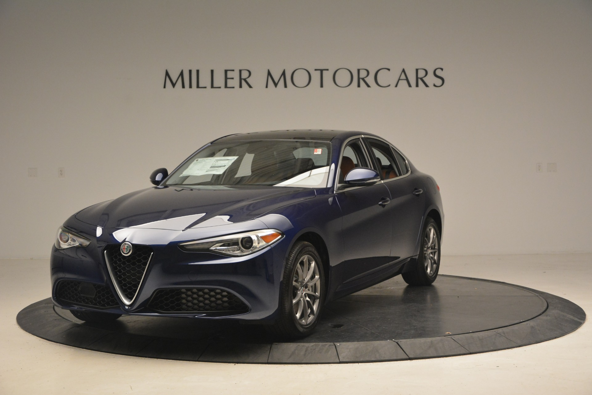New 2018 Alfa Romeo Giulia Q4 for sale Sold at Bugatti of Greenwich in Greenwich CT 06830 1