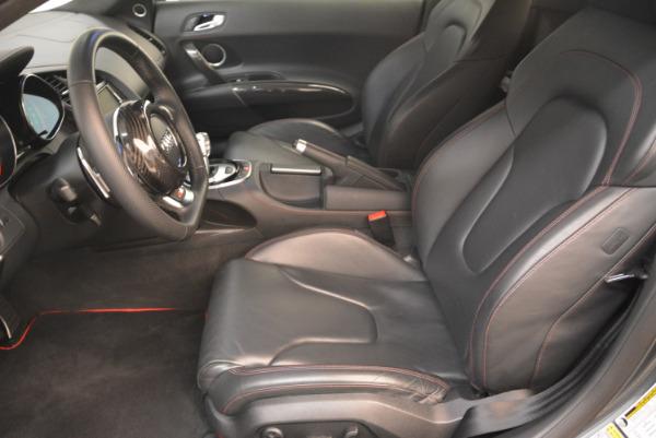 Used 2014 Audi R8 5.2 quattro for sale Sold at Bugatti of Greenwich in Greenwich CT 06830 15