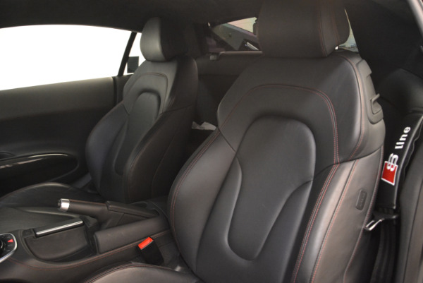 Used 2014 Audi R8 5.2 quattro for sale Sold at Bugatti of Greenwich in Greenwich CT 06830 16