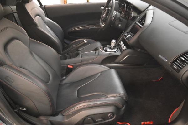 Used 2014 Audi R8 5.2 quattro for sale Sold at Bugatti of Greenwich in Greenwich CT 06830 18