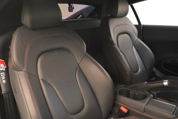Used 2014 Audi R8 5.2 quattro for sale Sold at Bugatti of Greenwich in Greenwich CT 06830 19