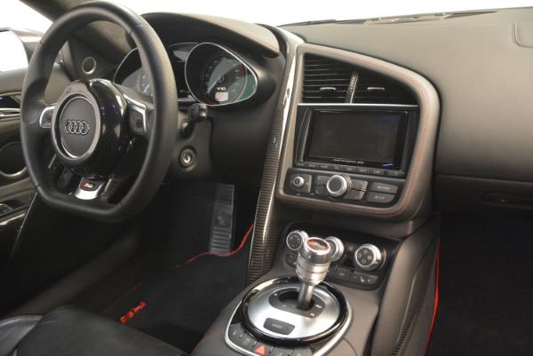 Used 2014 Audi R8 5.2 quattro for sale Sold at Bugatti of Greenwich in Greenwich CT 06830 20