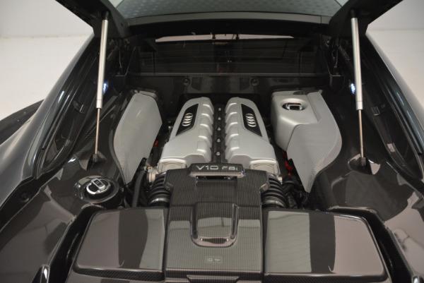 Used 2014 Audi R8 5.2 quattro for sale Sold at Bugatti of Greenwich in Greenwich CT 06830 25