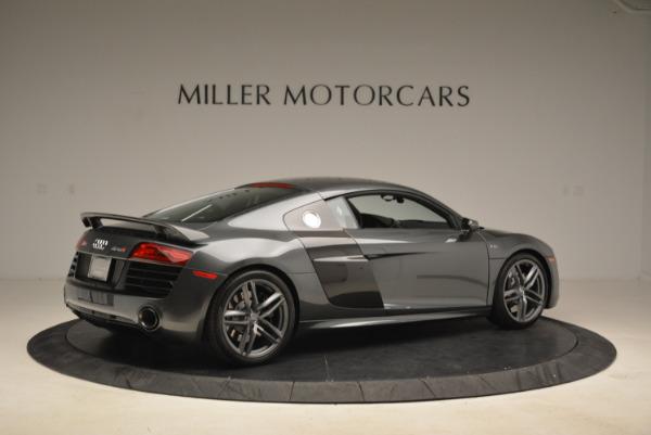 Used 2014 Audi R8 5.2 quattro for sale Sold at Bugatti of Greenwich in Greenwich CT 06830 8