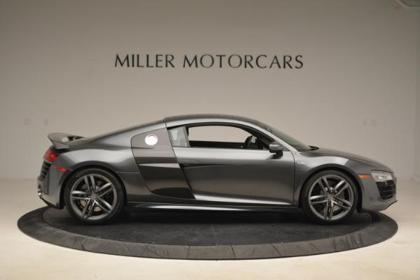 Used 2014 Audi R8 5.2 quattro for sale Sold at Bugatti of Greenwich in Greenwich CT 06830 9