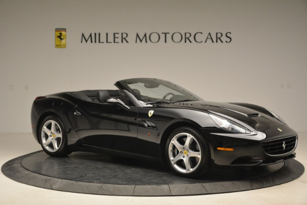 Used 2009 Ferrari California for sale Sold at Bugatti of Greenwich in Greenwich CT 06830 10