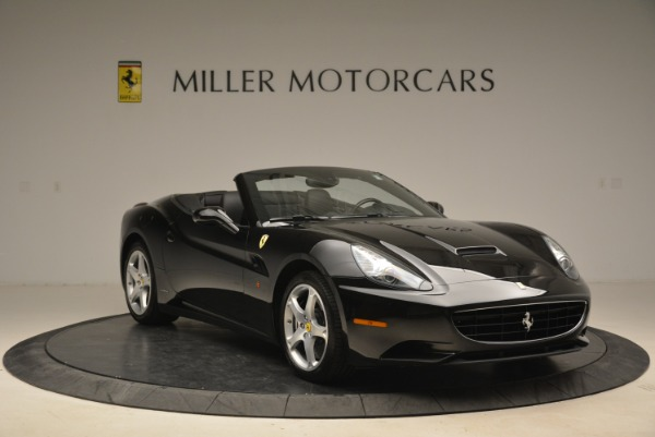 Used 2009 Ferrari California for sale Sold at Bugatti of Greenwich in Greenwich CT 06830 11
