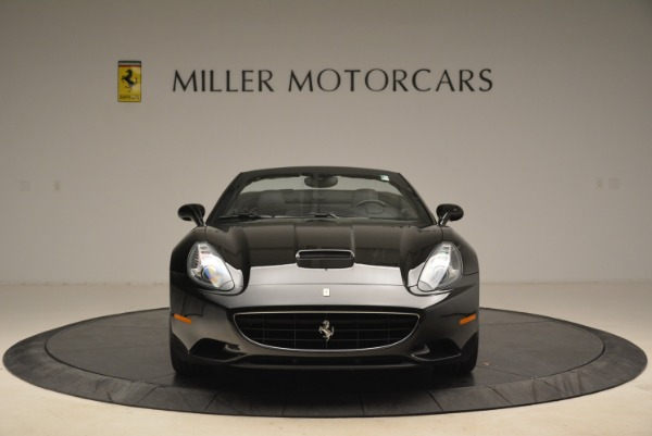 Used 2009 Ferrari California for sale Sold at Bugatti of Greenwich in Greenwich CT 06830 12