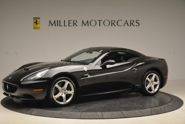 Used 2009 Ferrari California for sale Sold at Bugatti of Greenwich in Greenwich CT 06830 14