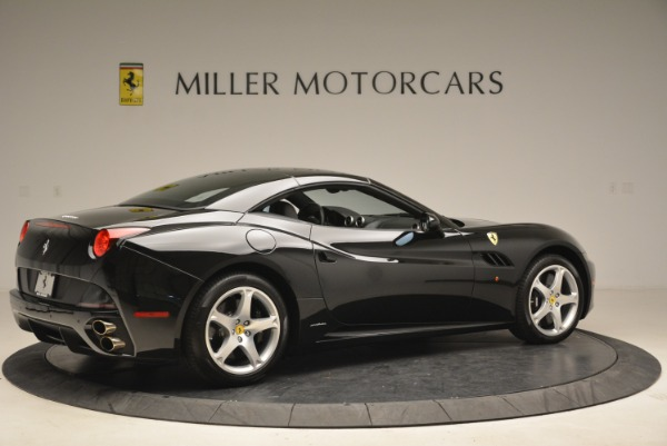 Used 2009 Ferrari California for sale Sold at Bugatti of Greenwich in Greenwich CT 06830 20