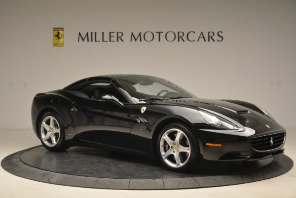 Used 2009 Ferrari California for sale Sold at Bugatti of Greenwich in Greenwich CT 06830 22
