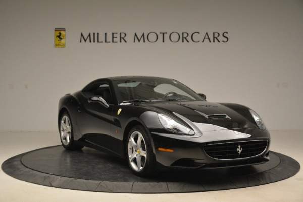 Used 2009 Ferrari California for sale Sold at Bugatti of Greenwich in Greenwich CT 06830 23
