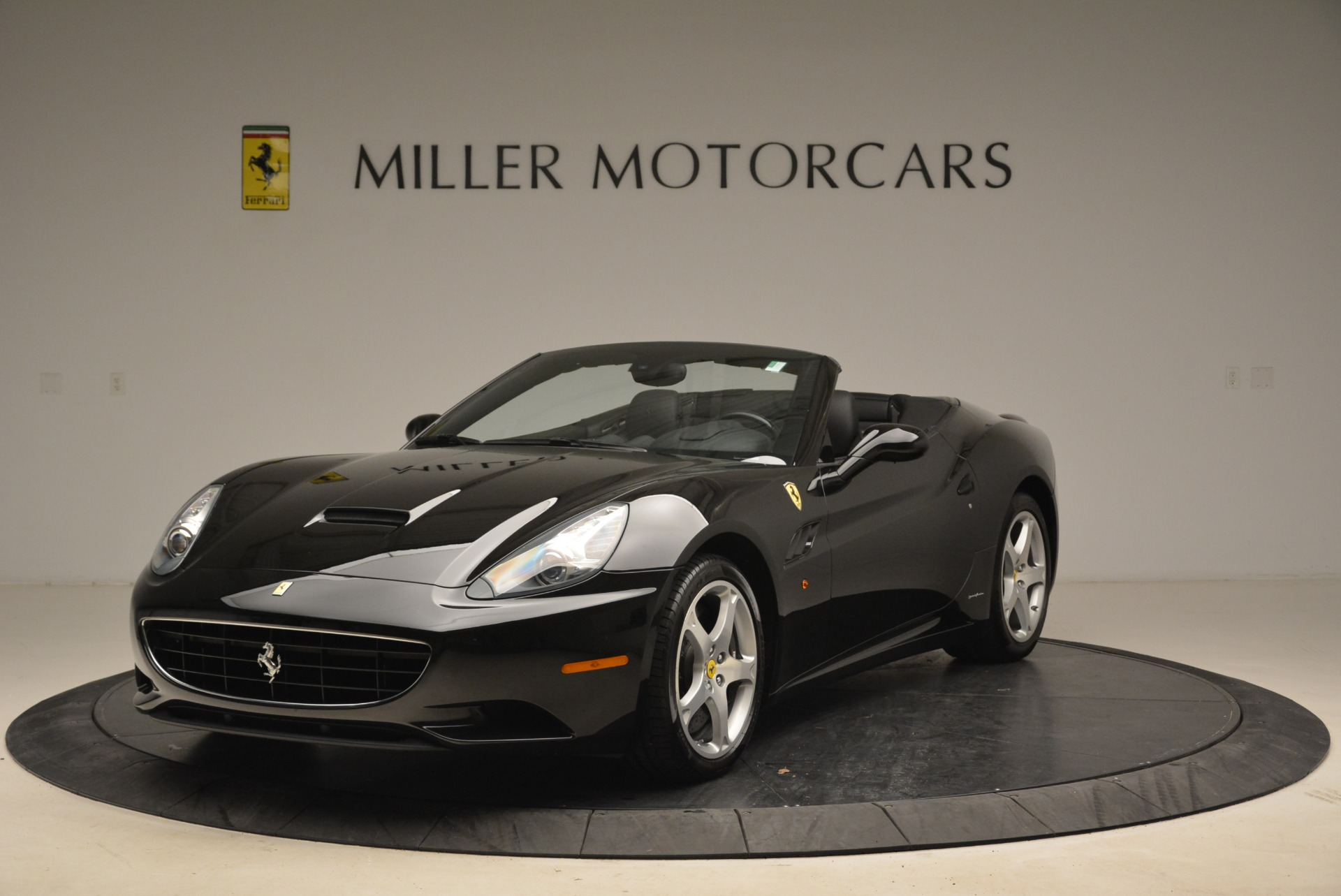 Used 2009 Ferrari California for sale Sold at Bugatti of Greenwich in Greenwich CT 06830 1